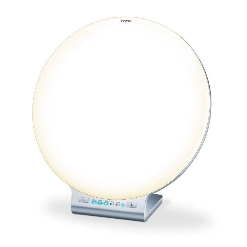 Lampada di luce naturale del giorno BEURER TL 100 con funzione di variazione cromatica gestita con App per Smartphone
