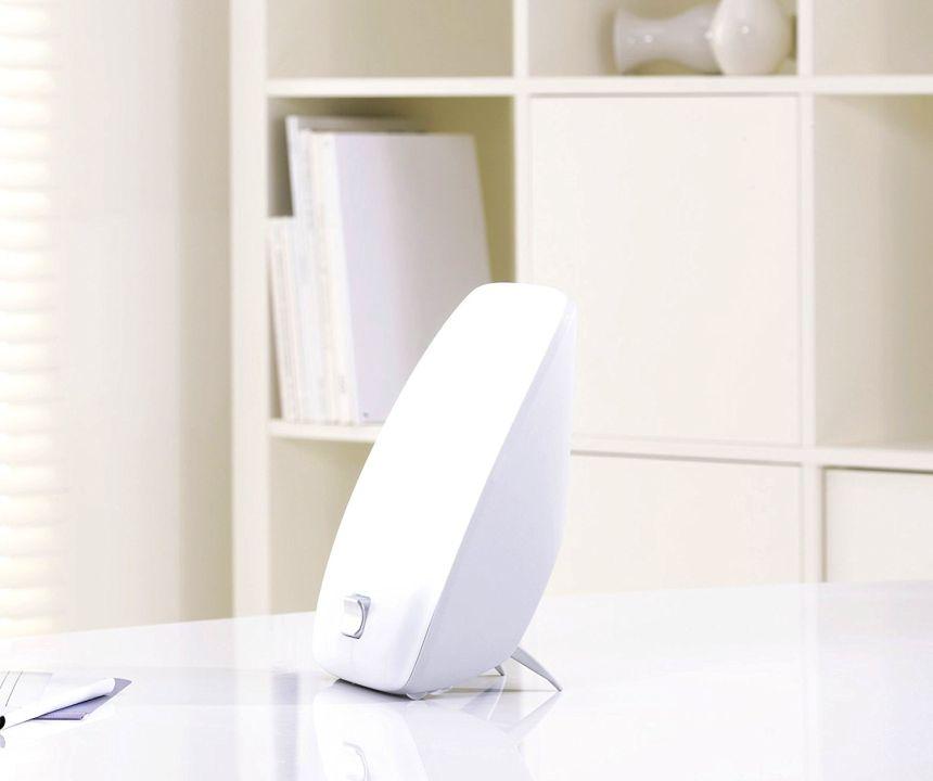 Il posto migliore dove posizionare la vostra nuova lampada di luce naturale del giorno Beurer TL 40 è la scrivania del vostro ufficio o la stanza dove studiate
