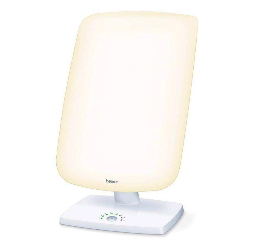 Lampada di luce naturale del giorno BEURER TL 90 con ampia area di illuminazione e timer programmabile