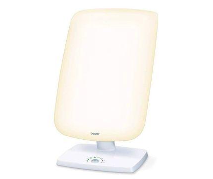 Lampada di luce naturale del giorno BEURER TL 90 con ampia zona di illuminazione, ideale per combattere la depressione invernale